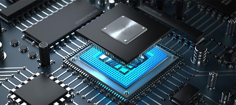procesor CPU laptop