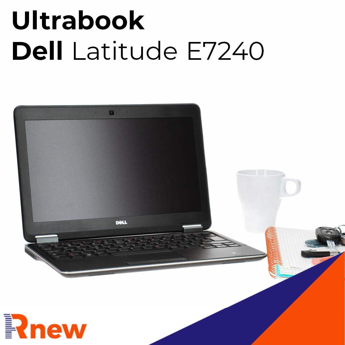 Dell Latitude e7240 Carbon