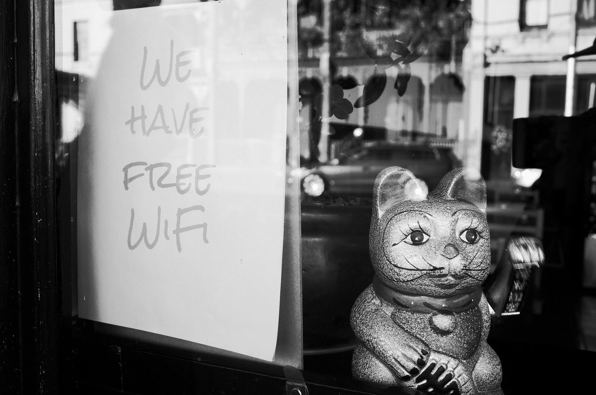 Publiczne WiFi