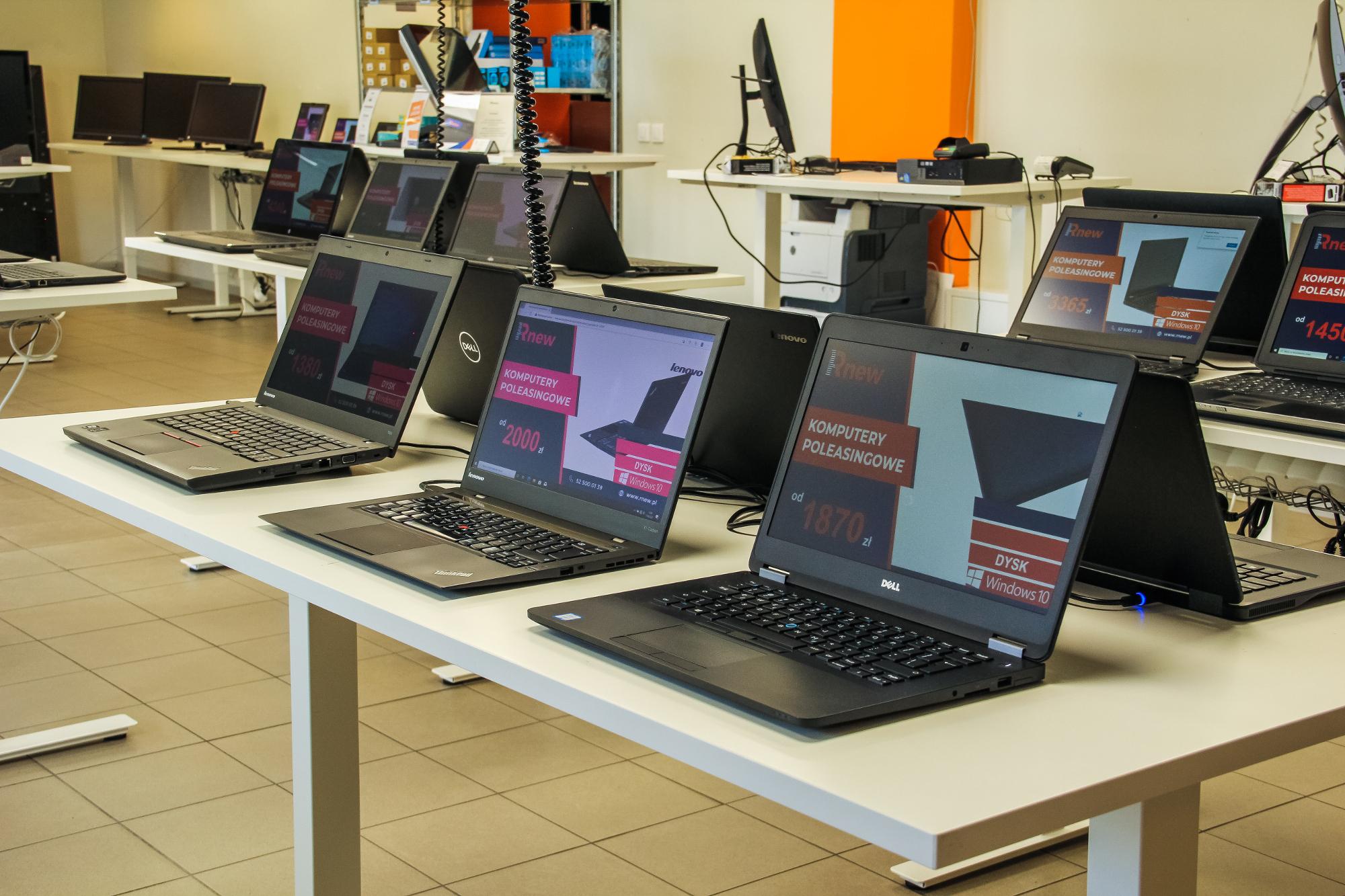 Komputery Laptopy Rnew