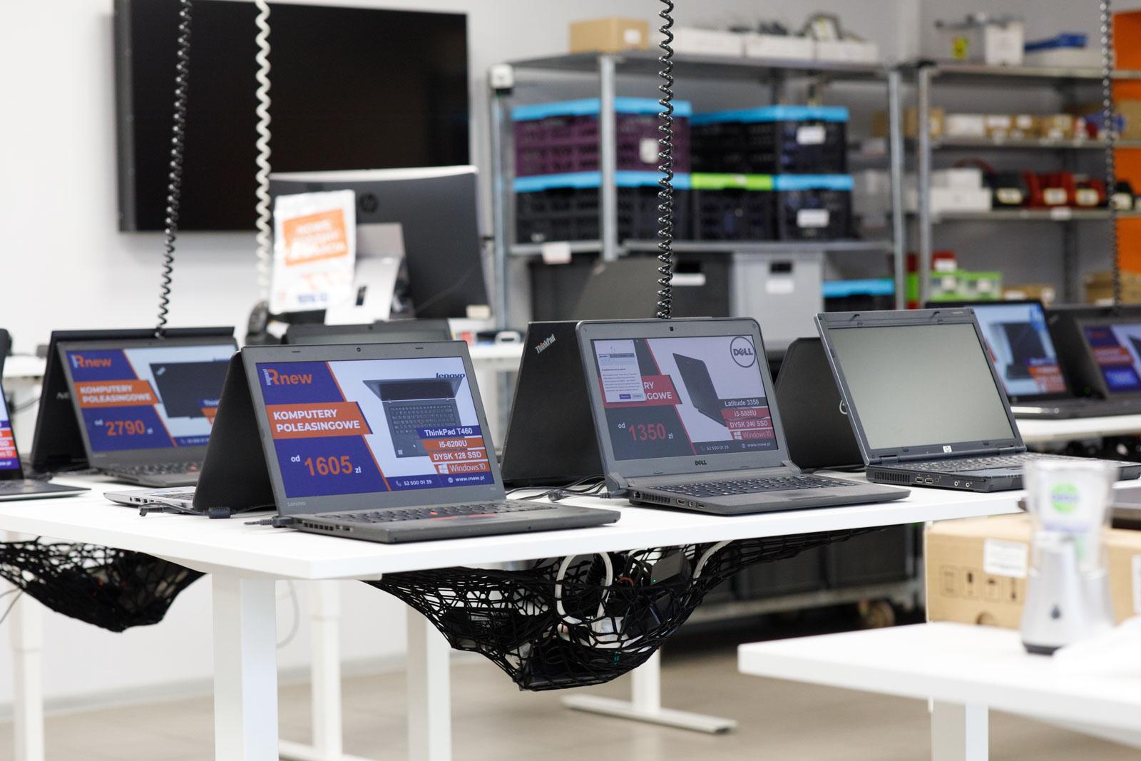 sklep komputerowy rnew