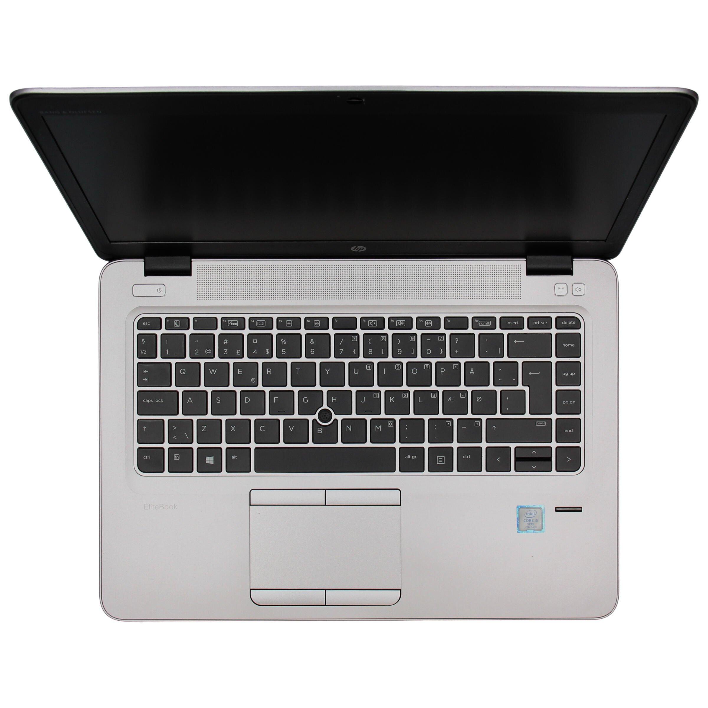 Klawiatura w laptopie dla ucznia
