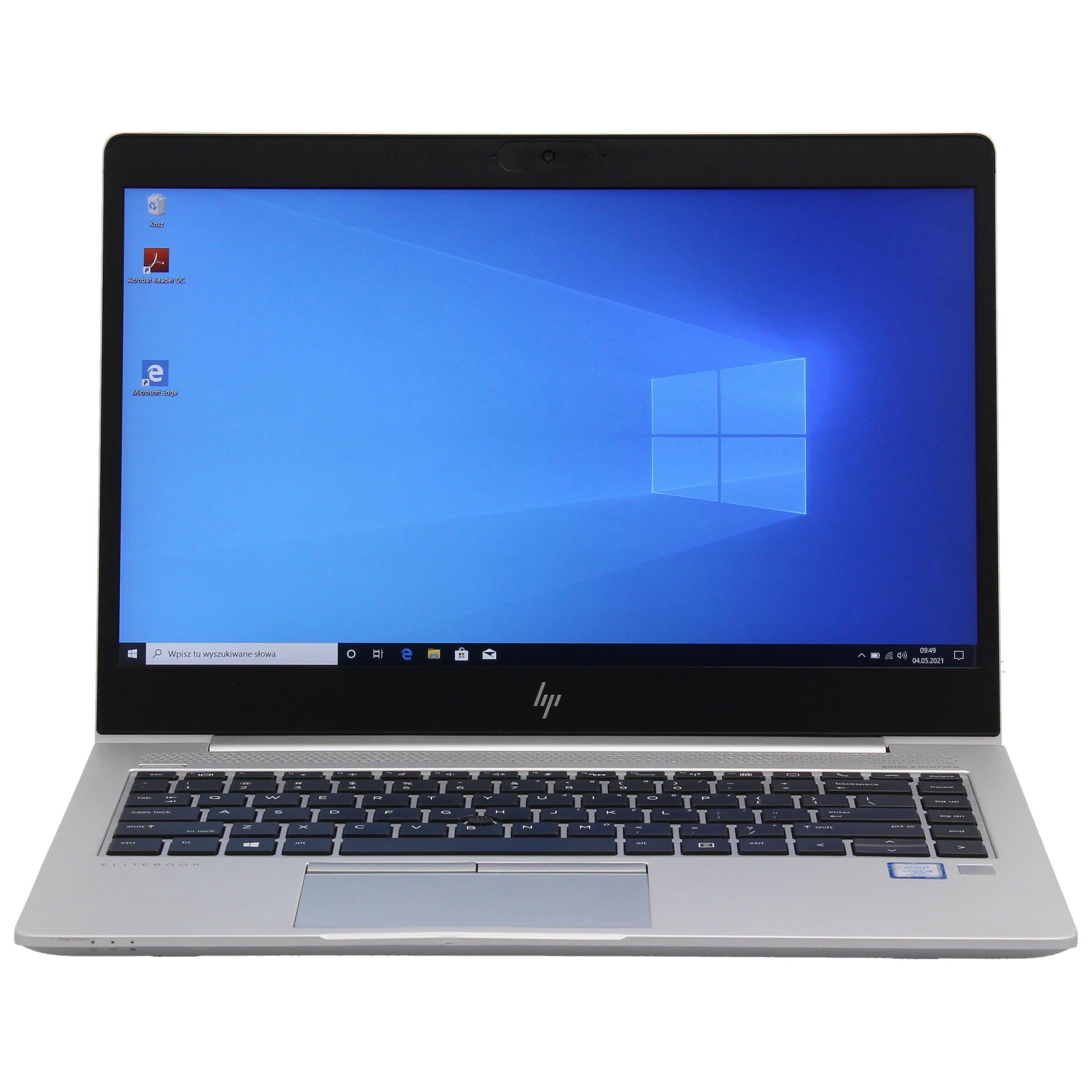 Jak ekran w laptopie?