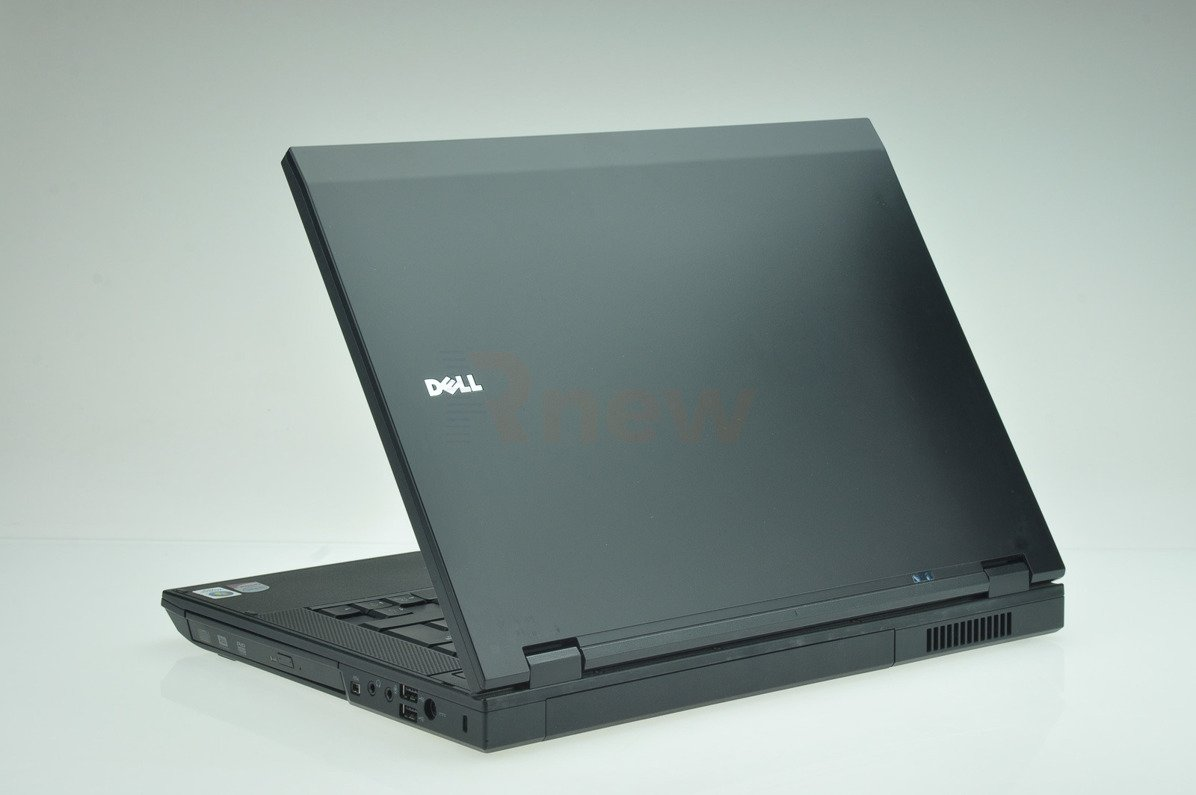 "Dell LATITUDE E5500 Intel Core 2 Duo P8600 2.40 Ghz 4 GB 160 HDD 15.4"" 1280x800 Win 7 Home A-"