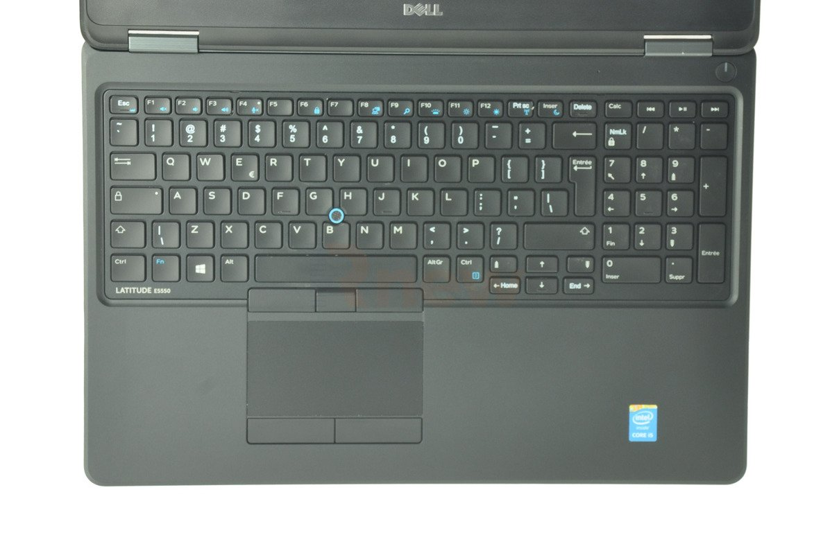 "Dell LATITUDE E5550 Intel Core i5-5300U 2.29 GHz 8 GB 240 SSD 15.6"" 1920x1080 Win 8 Pro A"