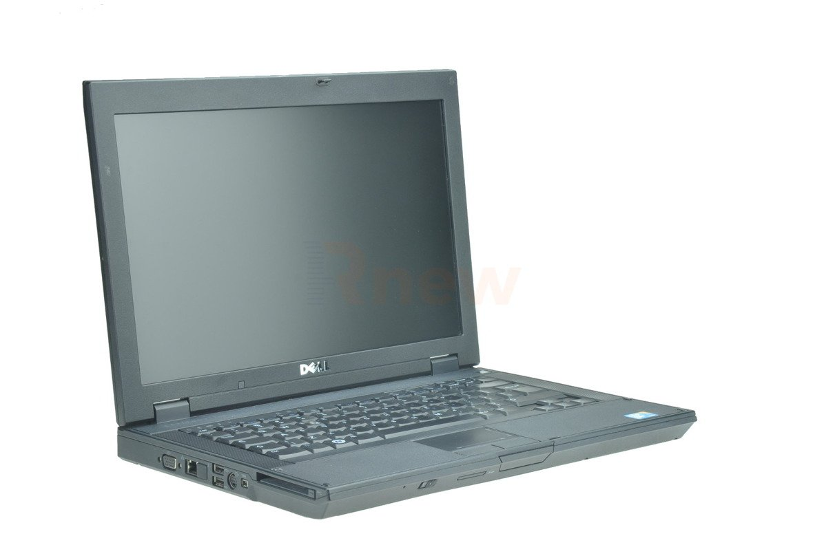 "Laptop Dell Latitude E5400 P8600 3 GB 160 HDD 14,1"" WXGA W7Pro A-"