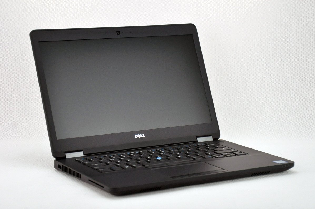 "Dell Latitude E5470 i5-6300U 8 GB 256 SSD 14,1"" HD W8Pro A-"