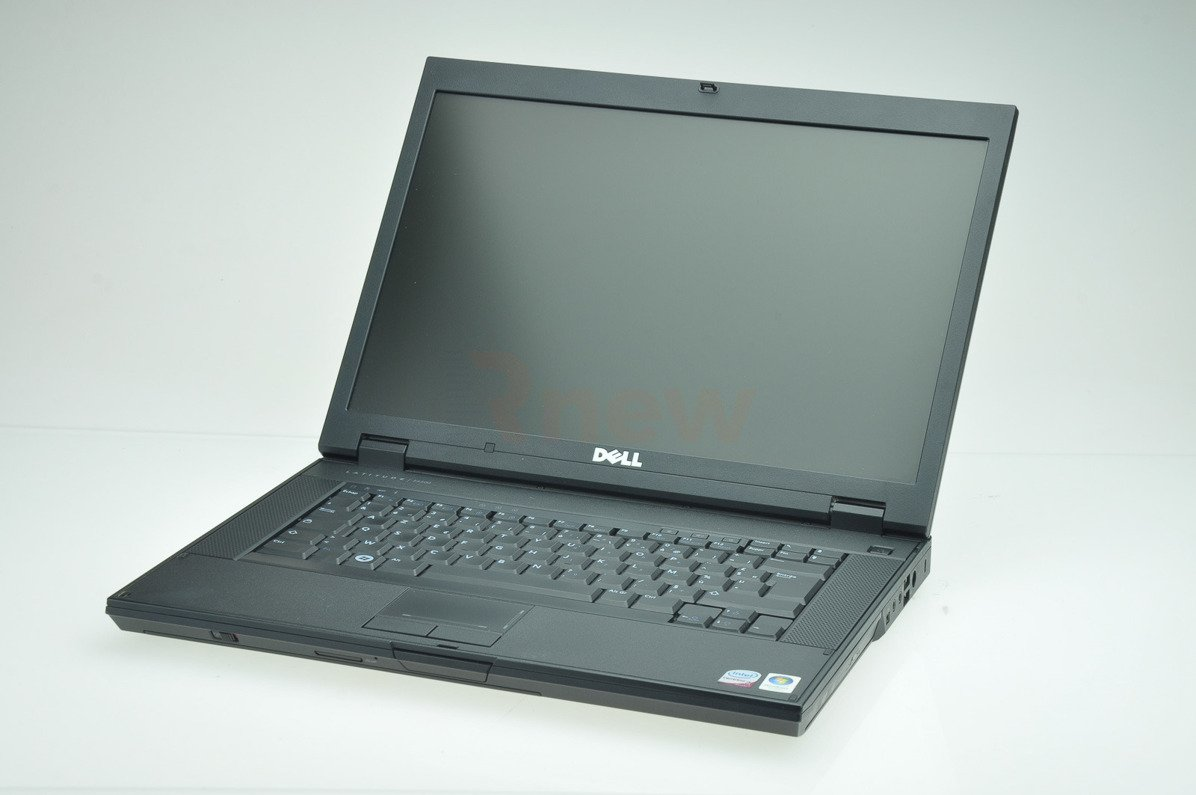 "Dell Latitude E5500 Intel(R) Core(TM)2 Duo P8600 2.40GHz 2 GB 160 HDD 15,4"" 1280x800 Win 7 Pro A"