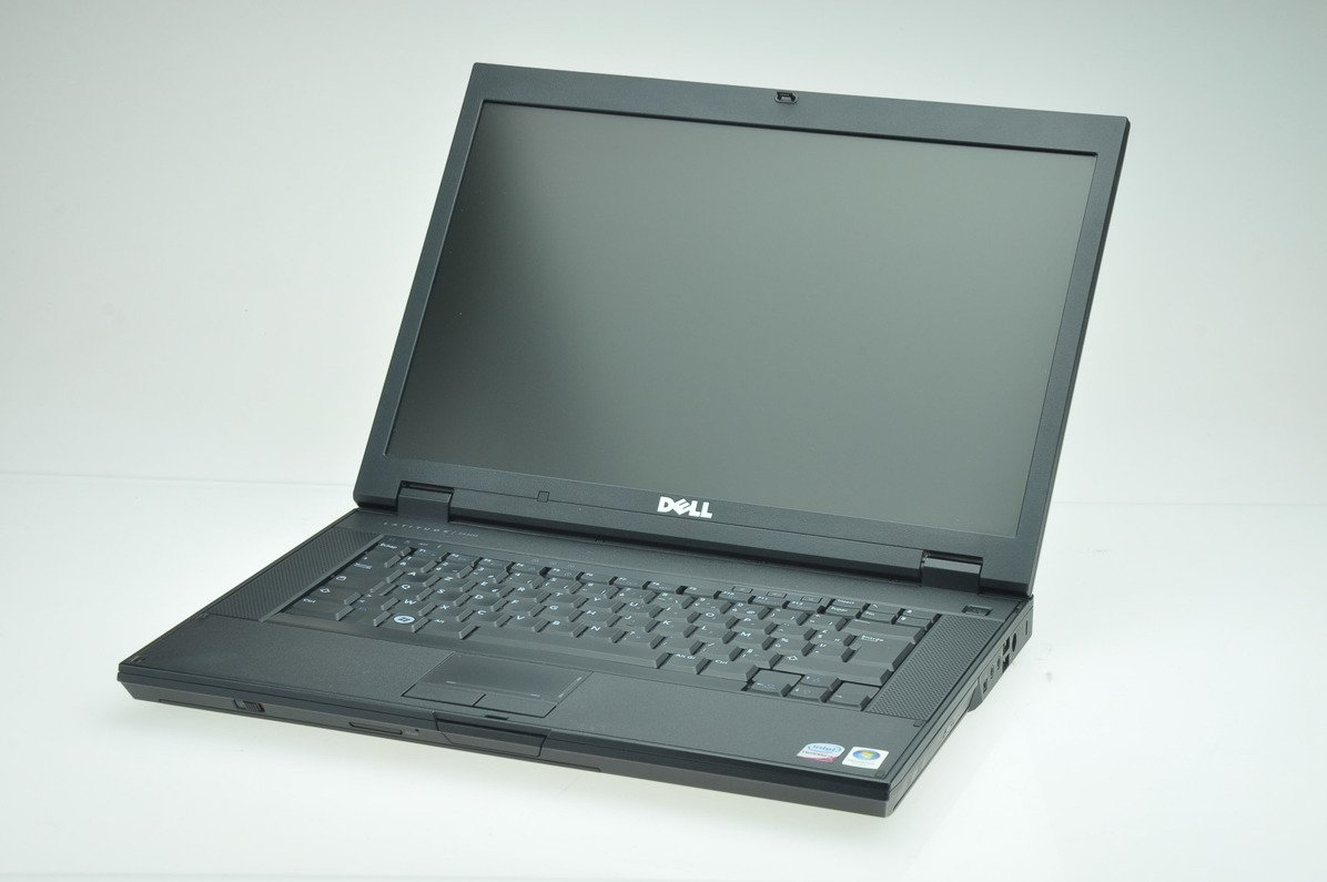 "Dell Latitude E5500 Intel(R) Core(TM)2 Duo P8600 2.40GHz 4 GB 160 HDD 15,4"" 1280x800 Win 7 Pro A-"