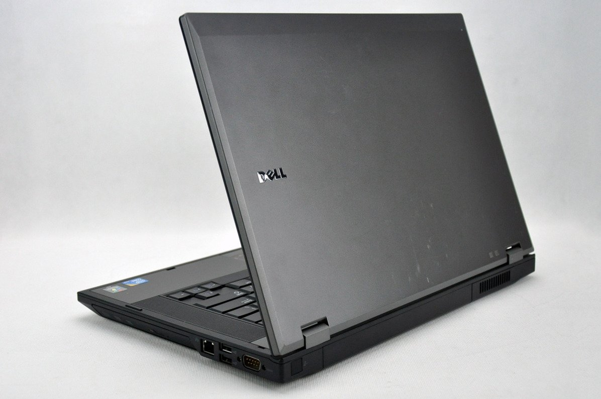 "Dell Latitude E5510 i3 M 370 4 GB 250 HDD 15,6"" HD W7Pro A-"