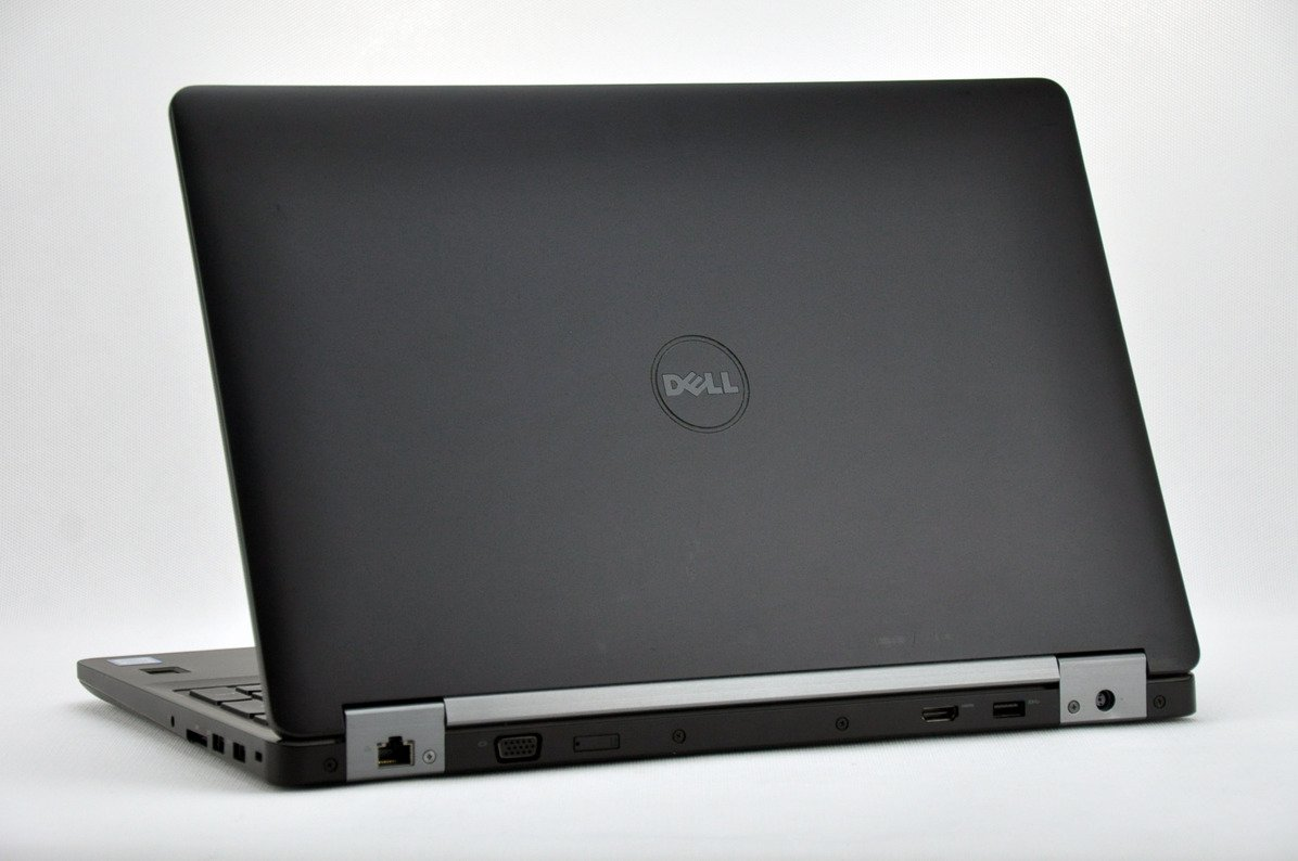 "Dell Latitude E5570 i7-6820HQ 16 GB 480 SSD 15,6"" FHD W8Pro A- 04"