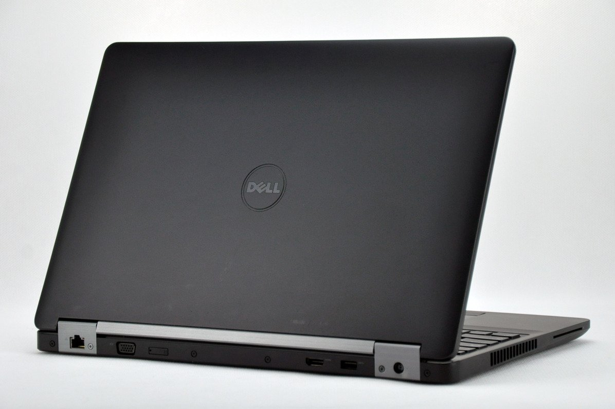 "Dell Latitude E5570 i7-6820HQ 16 GB 480 SSD 15,6"" FHD W8Pro A- 06"