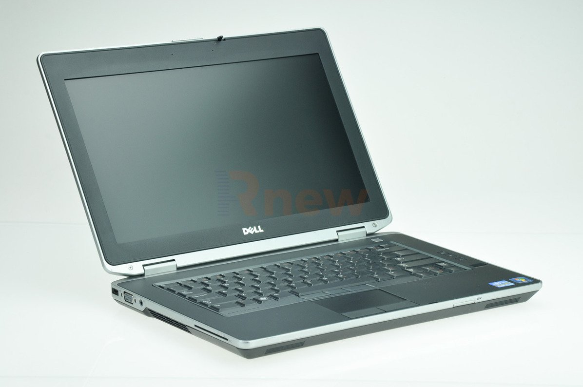 "Dell Latitude E6430 i5-3320M 8 GB 120 SSD 14"" HD W7Pro A 01"