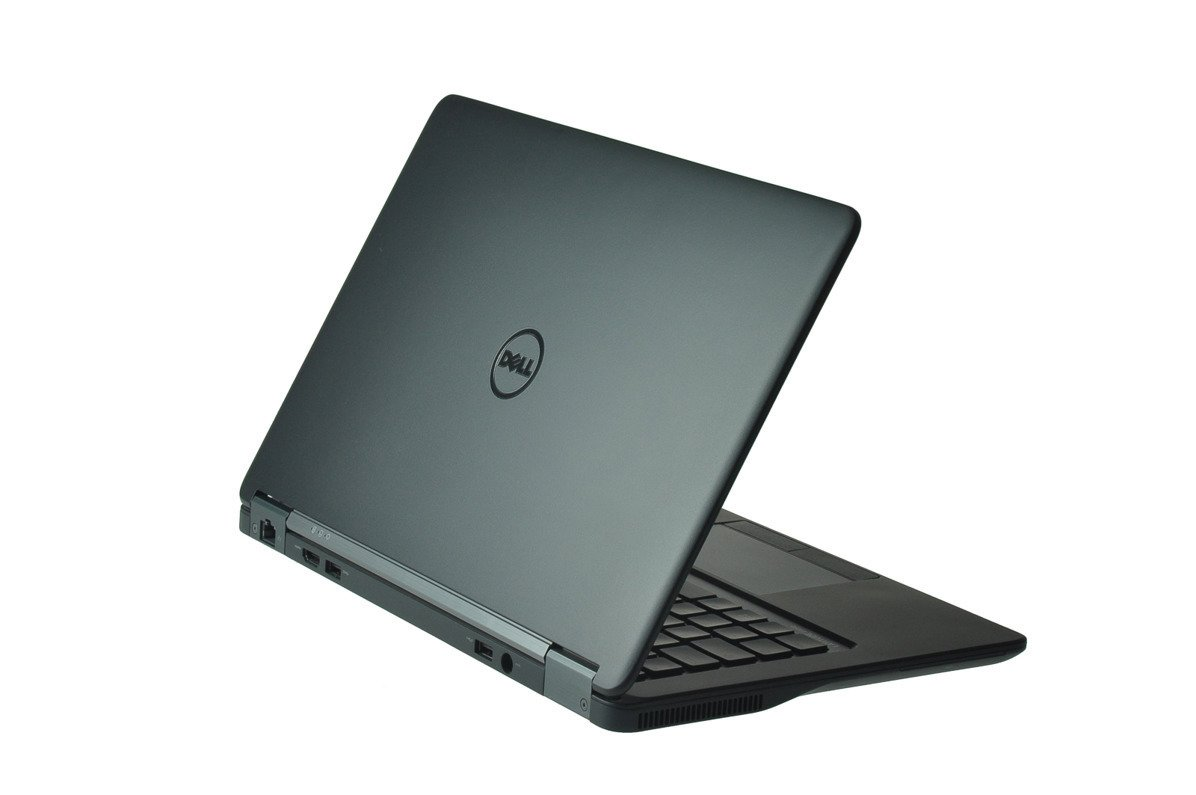 "Dell Latitude E7250 i5-5300U 8 GB 480 SSD 12,5"" HD W8Pro A-"