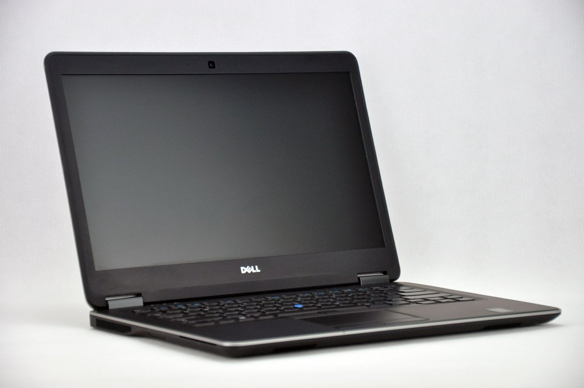 "Dell Latitude E7440 i5-4300U 8 GB 256 SSD 14"" HD W7Pro A"