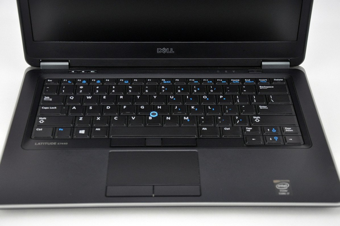 "Dell Latitude E7440 i7-4600U 8 GB 256 SSD 14"" HD W8Pro B 04"