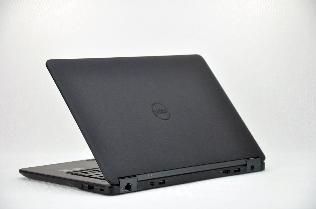"Dell Latitude E7450 i5-5300U 8 GB 256 SSD 14"" HD+ W7Pro A-"