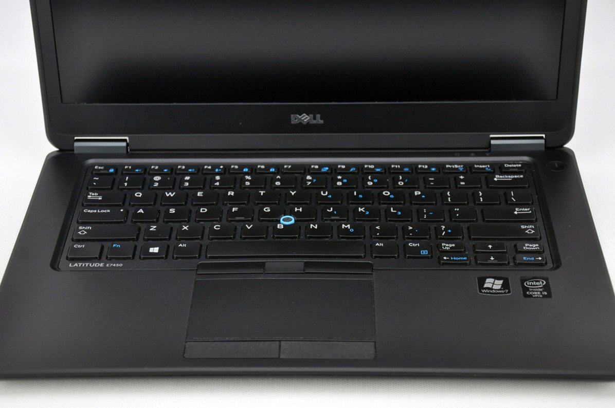 "Dell Latitude E7450 i7-5600U 8 GB Brak 14"" HD W8Pro A-"