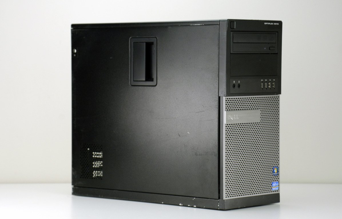 Dell OptiPlex 9010 Tower i5-3550 4 GB 250 HDD W7Pro A-