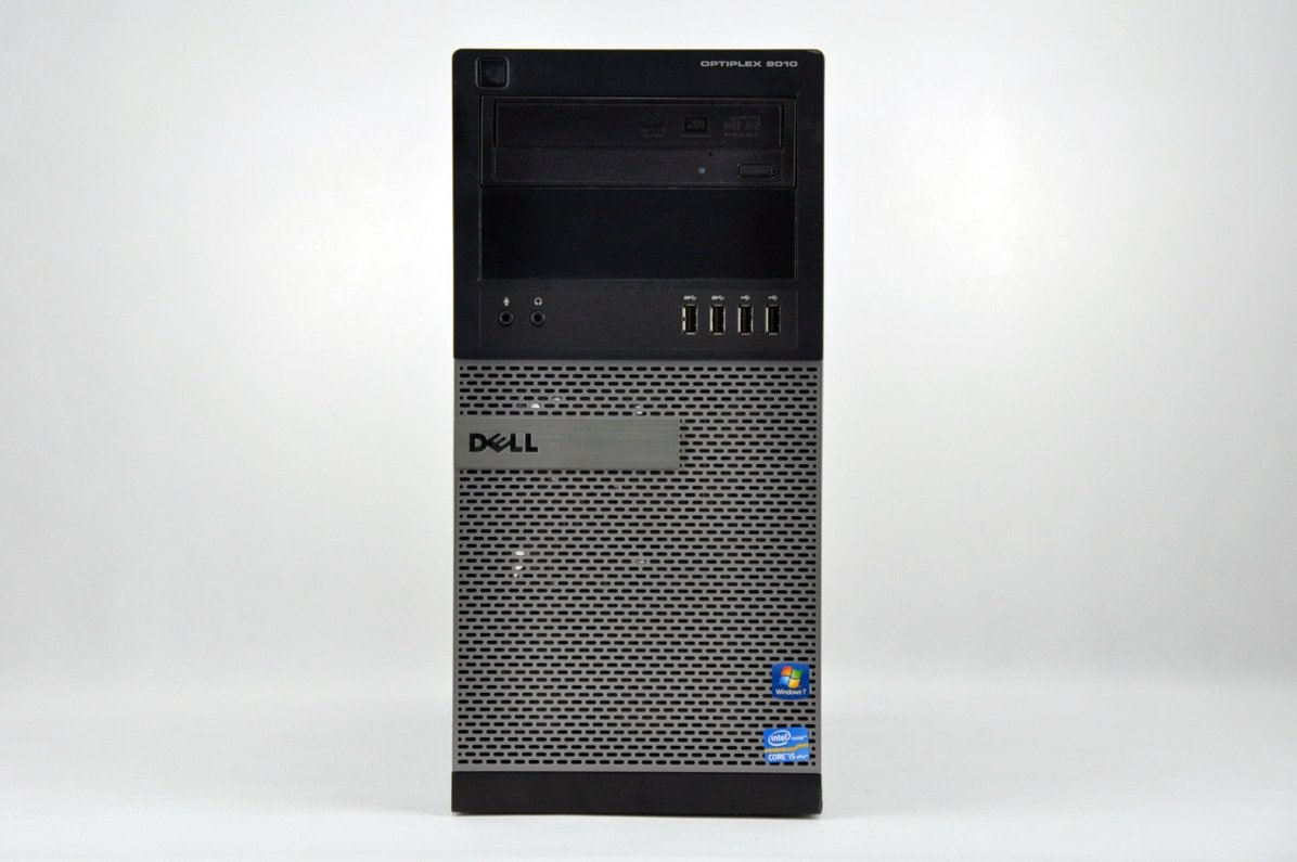Dell OptiPlex 9010 Tower i7-3770 8 GB N/A W7Pro B