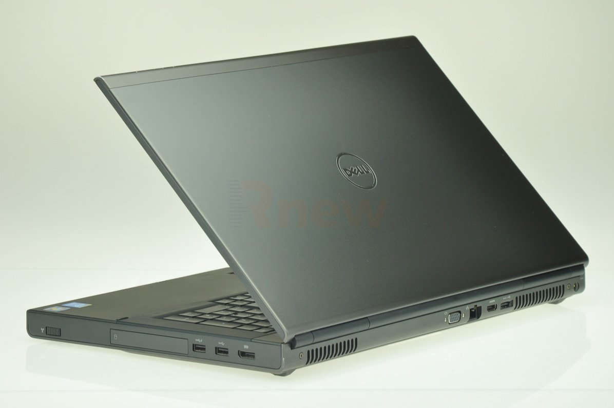 "Dell Precision M6800 Intel(R) Core(TM) i7-4810MQ 2.80GHz 16 GB 256 SSD + 500 HDD 17,3"" 1920x1080 Win 7 Pro A"