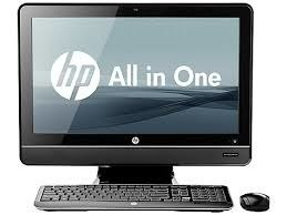 "HP Compaq 8200 Elite All-in-One Intel Core i5-2400S 2.50Ghz 4 GB 500 HDD 23"" 1920x1080 Win 7 Home A-"