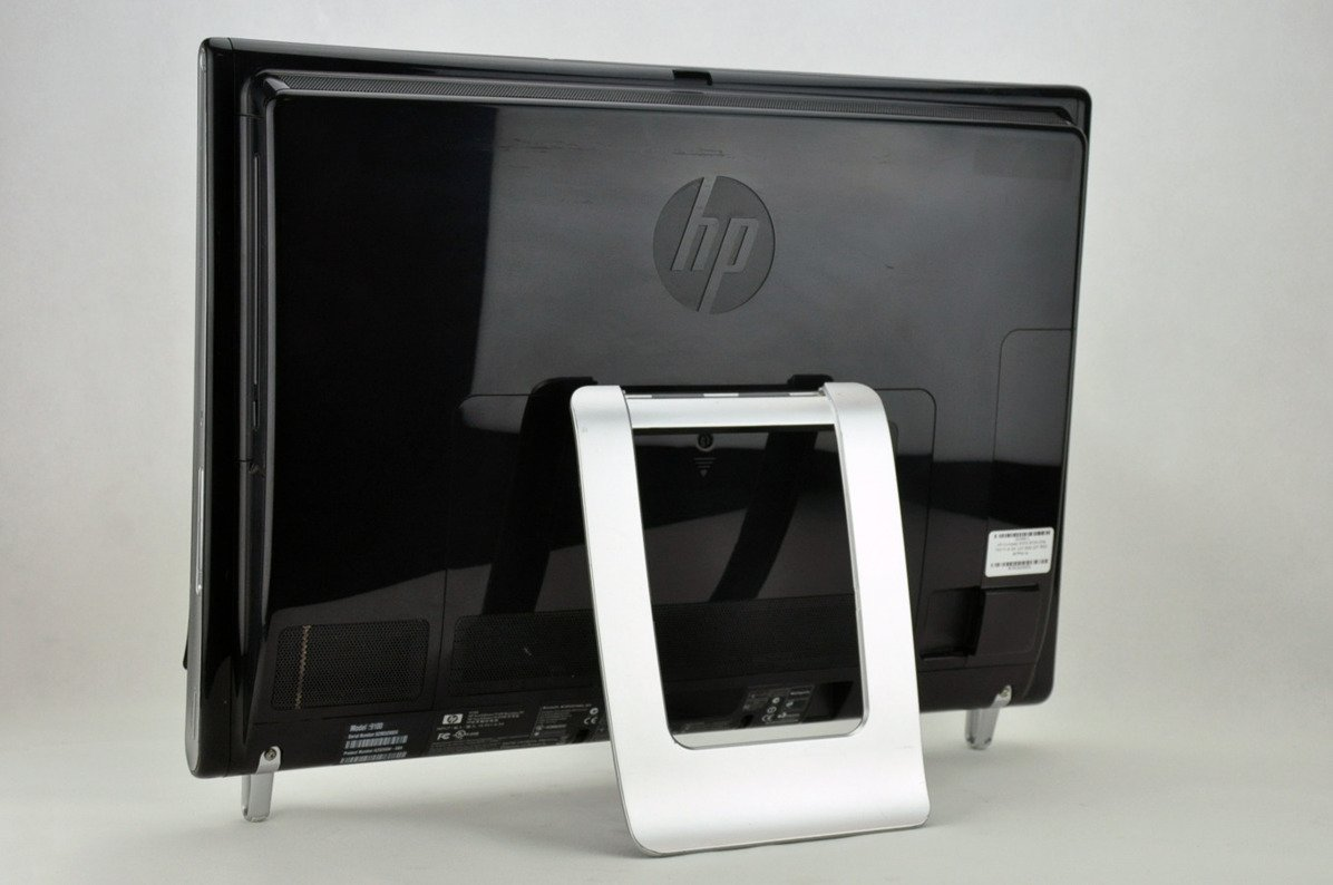 "HP Compaq 9100 All-In-One T6570 8 GB 120 SSD 23"" FHD W7Pro A- 06"