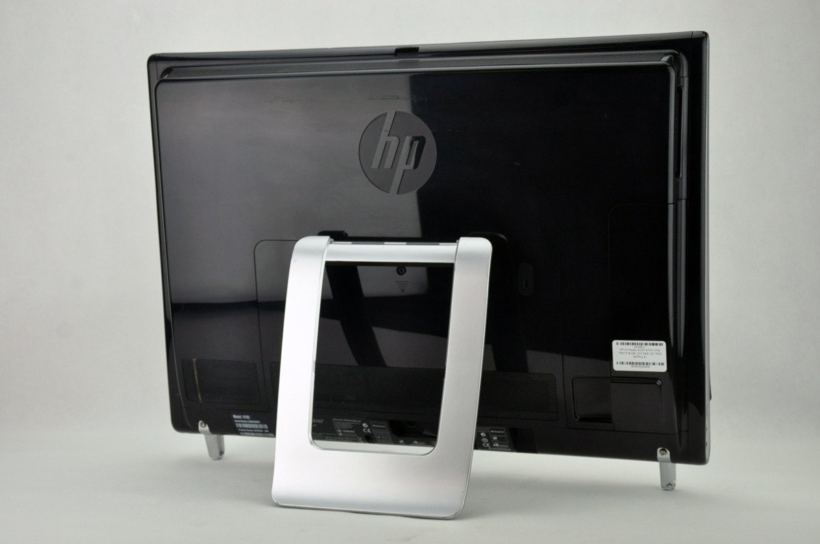 "HP Compaq 9100 All-In-One T6570 8 GB 120 SSD 23"" FHD W7Pro A- 07"