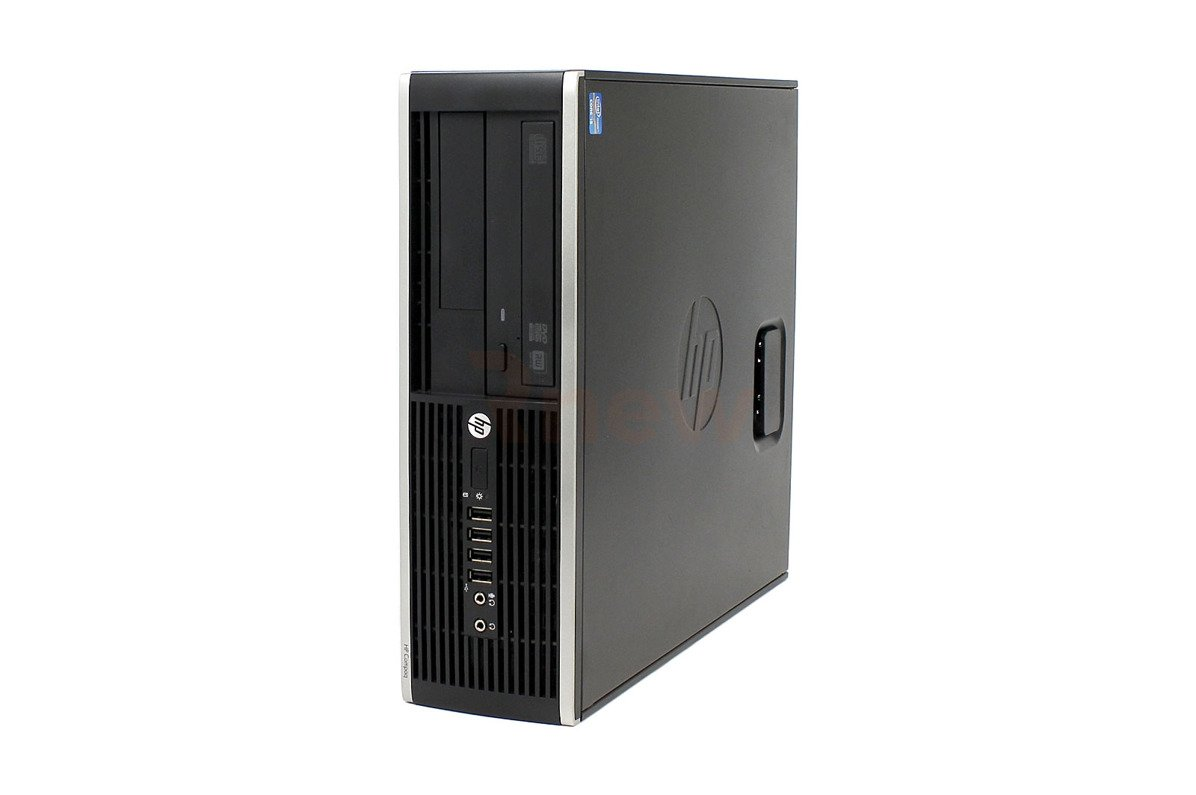 HP Compaq Elite 8100 SFF Intel(R) Core(TM) i3-550 3.20GHz 4 GB 250 HDD Win 7 Pro A