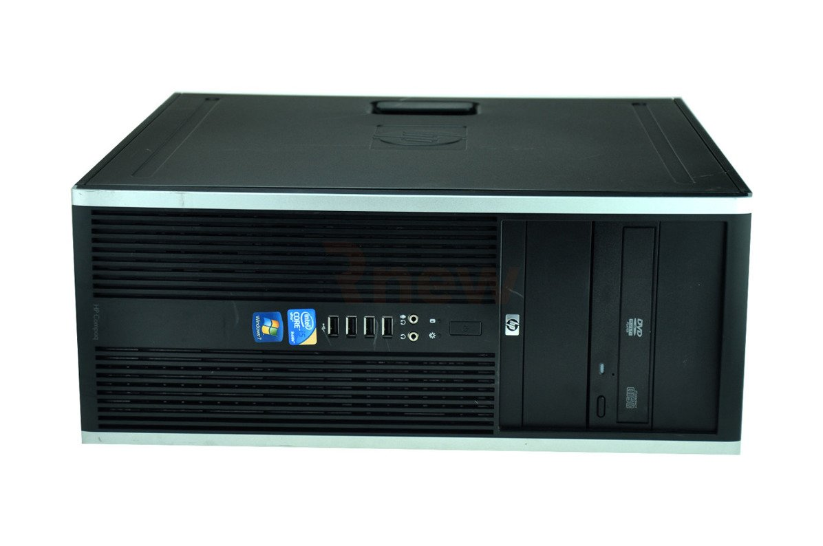 HP Compaq Elite 8100 Tower Intel(R) Core(TM) i5 650 3.20GHz 4 GB 120 SSD Win 7 Pro A-