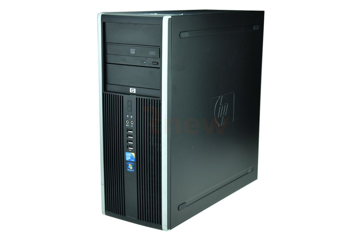 HP Compaq Elite 8100 Tower Intel(R) Core(TM) i5 650 3.20GHz 4 GB 250 HDD None A
