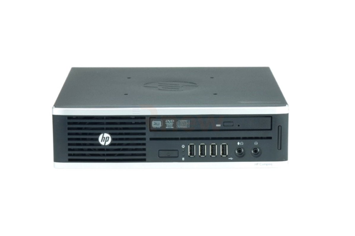 HP Compaq Elite 8200 USDT Intel(R) Core(TM) i3-2100 3.10GHz 4 GB 160 HDD Win 7 Pro A-