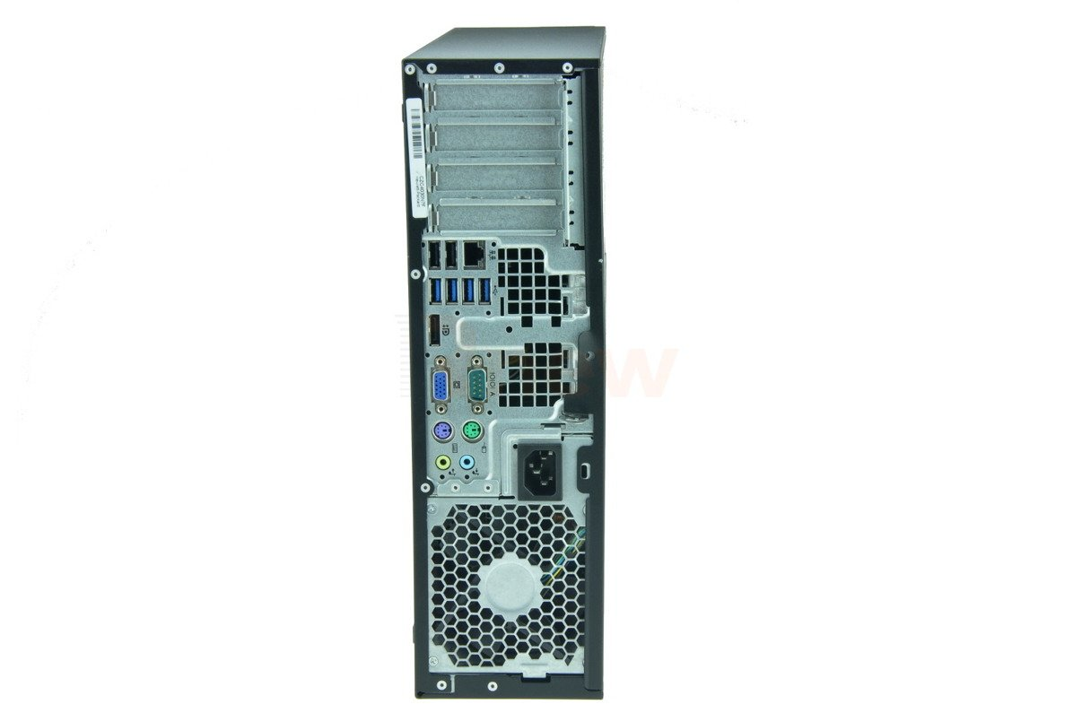 PC HP Compaq Elite 8300 SFF i5-3570 4 GB 250 HDD W7Pro A-