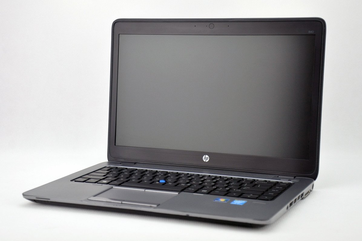 "HP EliteBook 840 G1 i5-4300U 8 GB 320 HDD 14"" HD W7Pro A-"