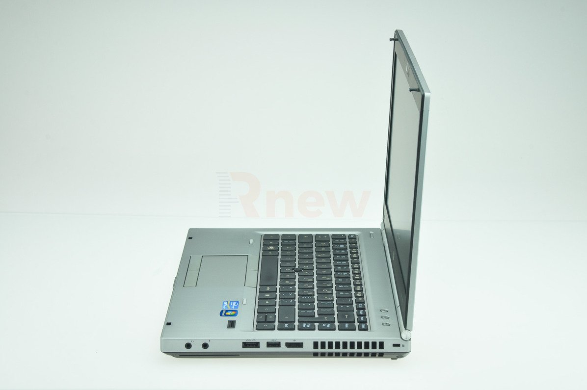 "HP EliteBook 8460p Intel Core i7-2620M 2.70 GHz 4 GB 128 GB SSD 14"" Win 7 Pro A- 03"