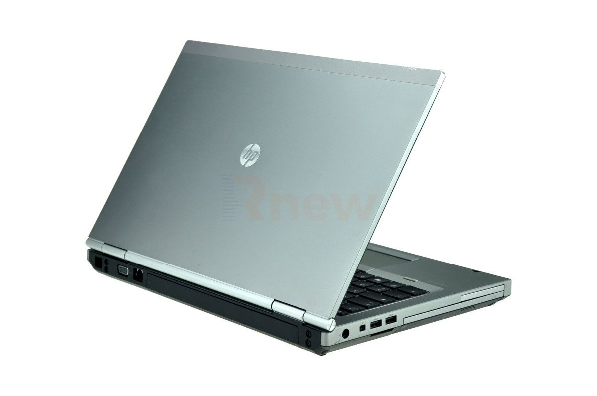 "HP EliteBook 8470p Intel Core i5-3320M 2.60 GHz 8 GB 120 GB SSD 14"" Win 7 Pro A 11"