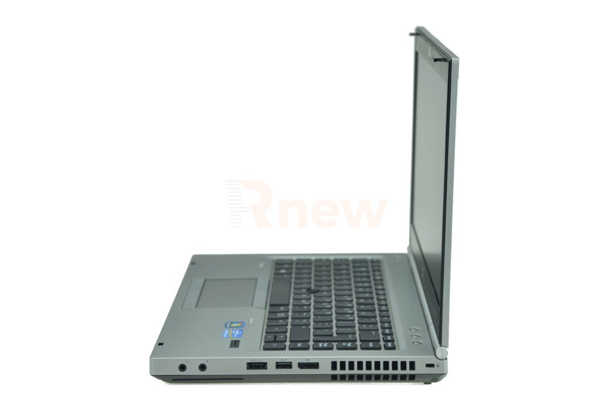 "HP EliteBook 8470p Intel Core i5-3320M 2.60 GHz 8 GB 120 GB SSD 14"" Win 7 Pro A 14"