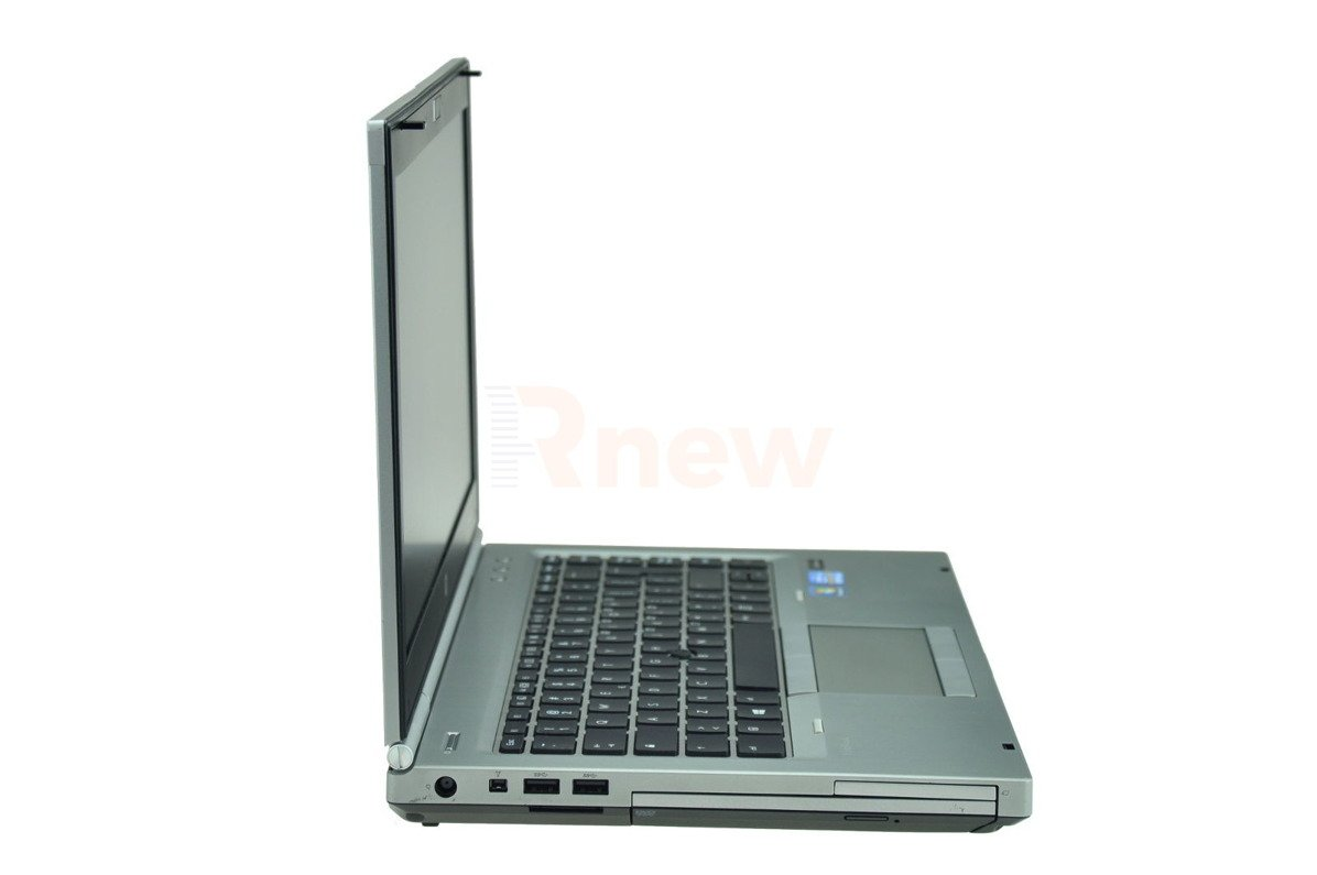 "HP EliteBook 8470p Intel Core i5-3320M 2.60 GHz 8 GB 120 GB SSD 14"" Win 7 Pro A 15"