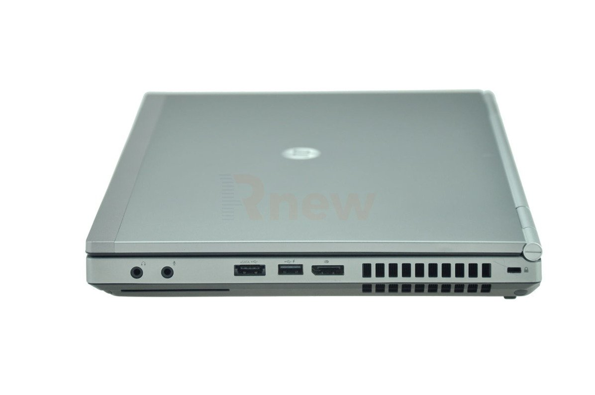 "HP EliteBook 8470p Intel Core i5-3320M 2.60 GHz 8 GB 120 GB SSD 14"" Win 7 Pro A 07"