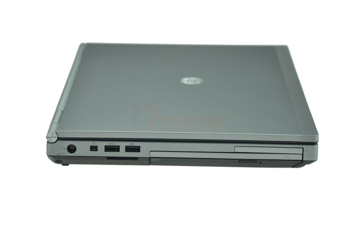 "HP EliteBook 8470p Intel Core i5-3320M 2.60 GHz 8 GB 120 GB SSD 14"" Win 7 Pro A 08"