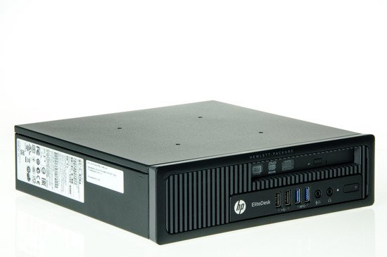 HP EliteDesk 800 G1 USDT Intel Core i5-4570S 2.9Ghz 4 GB 500 HDD Win 8 Pro A