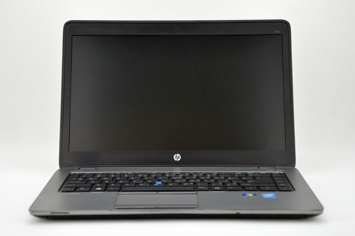 "HP Elitebook 840 G1 i5-4300U 8 GB 120 SSD 14"" HD W7Pro A-"