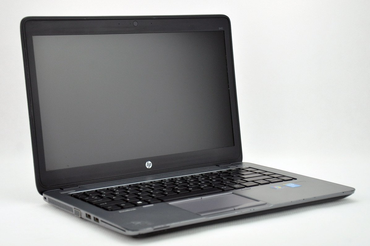 "HP Elitebook 840 G1 i5-4300U 8 GB 320 HDD 14"" HD W7Pro B 17"