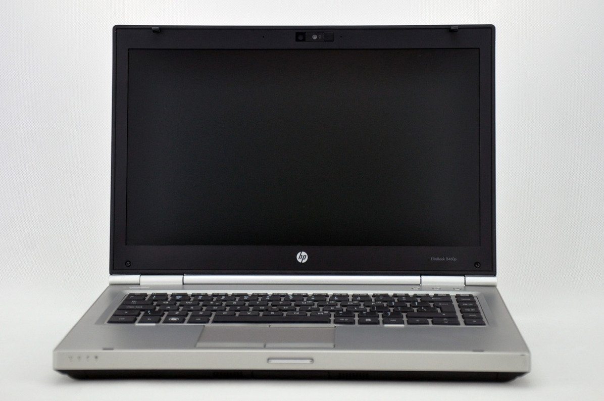 "HP Elitebook 8460p i5-2540M 8 GB 500 HDD 14"" HD W7Pro A- 03"