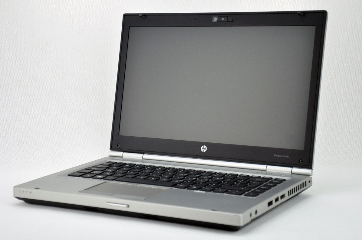 "HP Elitebook 8460p i5-2540M 8 GB 500 HDD 14"" HD W7Pro A- 04"