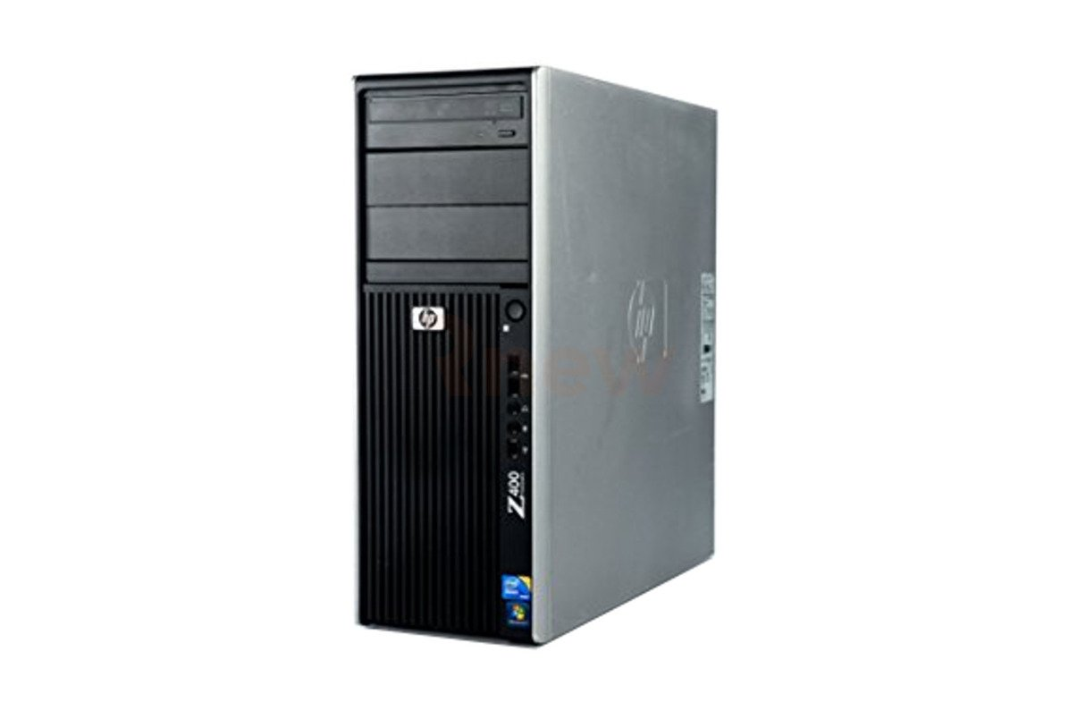 HP Z400 Tower Intel(R) Xeon(R) W3520 2.67GHz 16 GB 500 HDD Win Vista Business A-