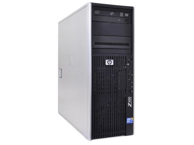 HP Z400 Tower W3565 8 GB 240 SSD Win10Pro (upgrade z Win7Pro/Win8Pro) A+