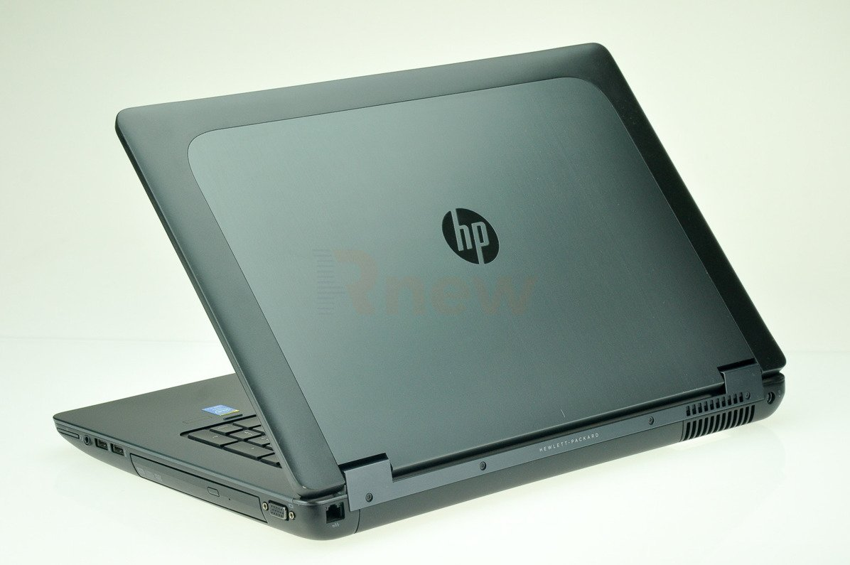 "HP Zbook 17 Intel(R) Core(TM) i7-4600M 2.90GHz 8 GB 500 HDD 240 SSD 17"" 1600x900 Win 8 Pro A-"