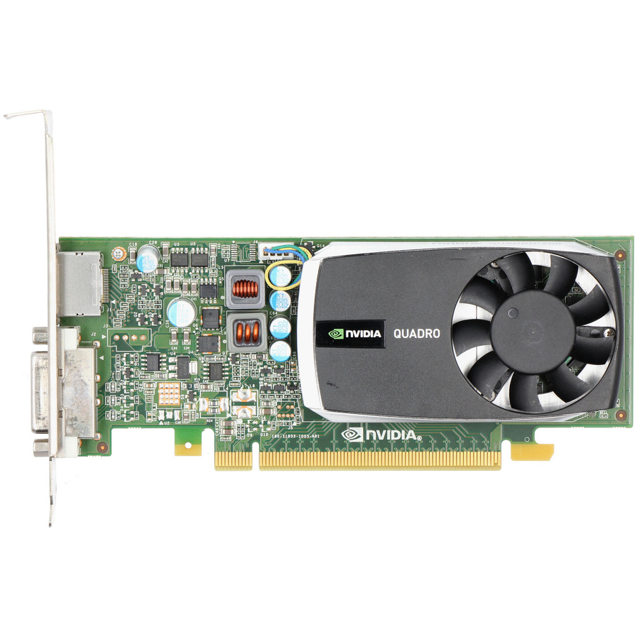 Karta graficzna nVidia QUADRO 600 1GB DDR3 DVI DisplayPort  HIGH PROFILE