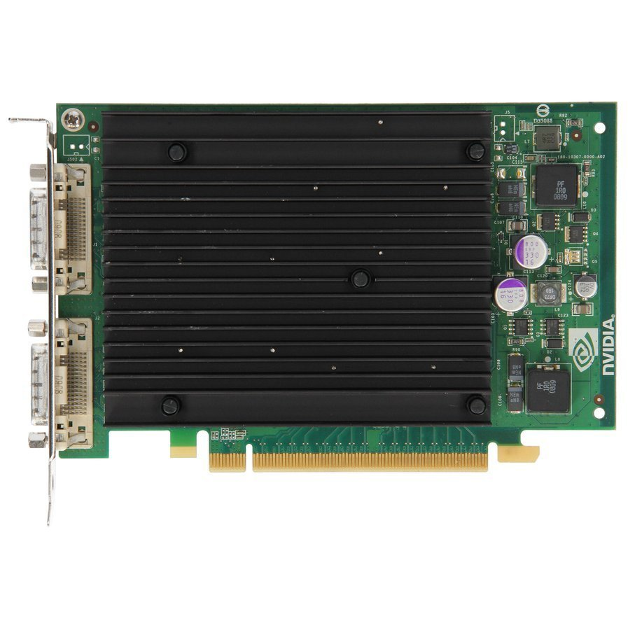 Karta graficzna nVidia QUADRO NVS 440 256MB 2xDMS-59 high profile